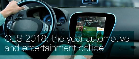 Automotve entertainmen