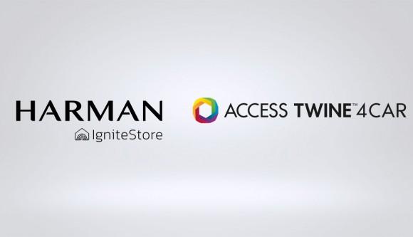 Harmann ACCESS Twine4Car